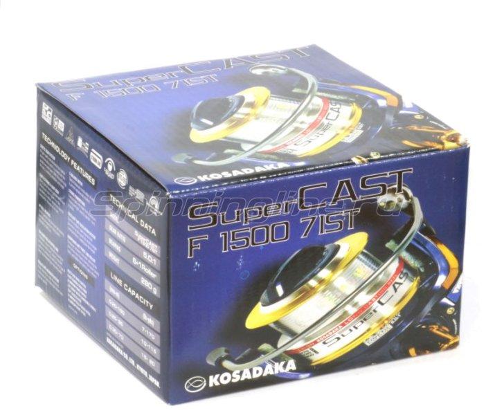 Kosadaka - Катушка Super Cast 2500F 7IST - фотография 5