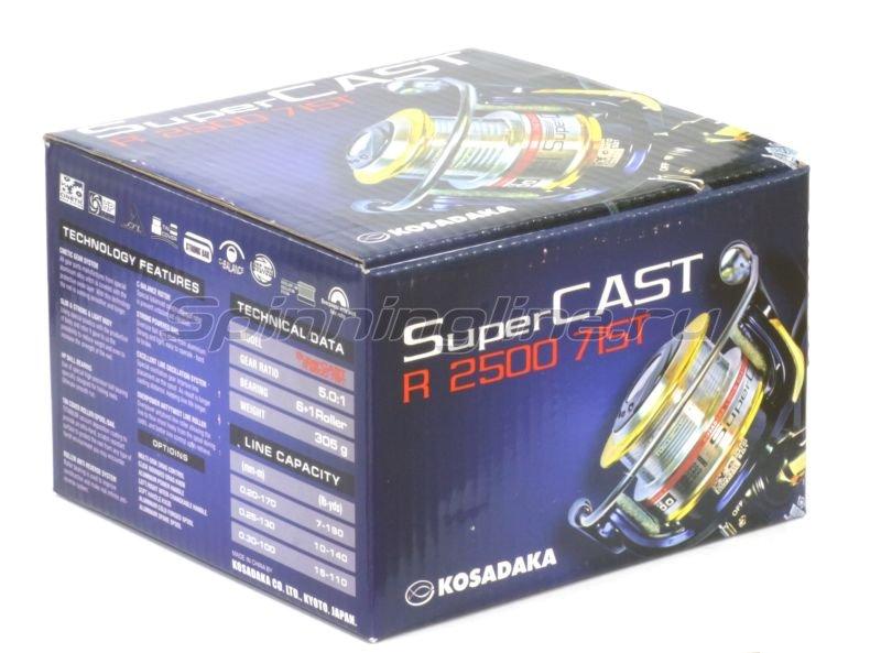 Катушка Super Cast 2500R 7IST -  5