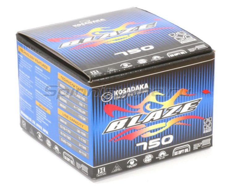 Катушка Kosadaka Blaze 750 -  5