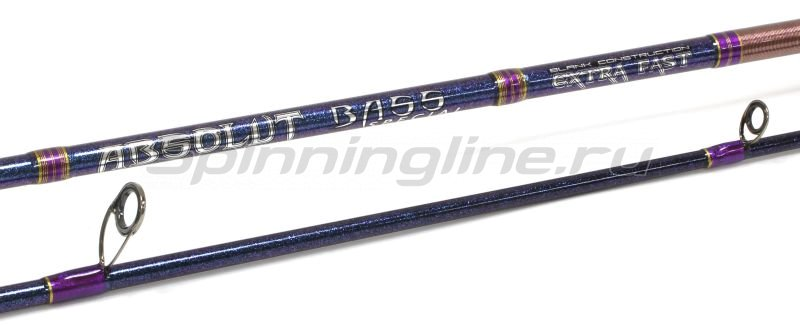 Спиннинг Absolut Bass Special 204ML -  3