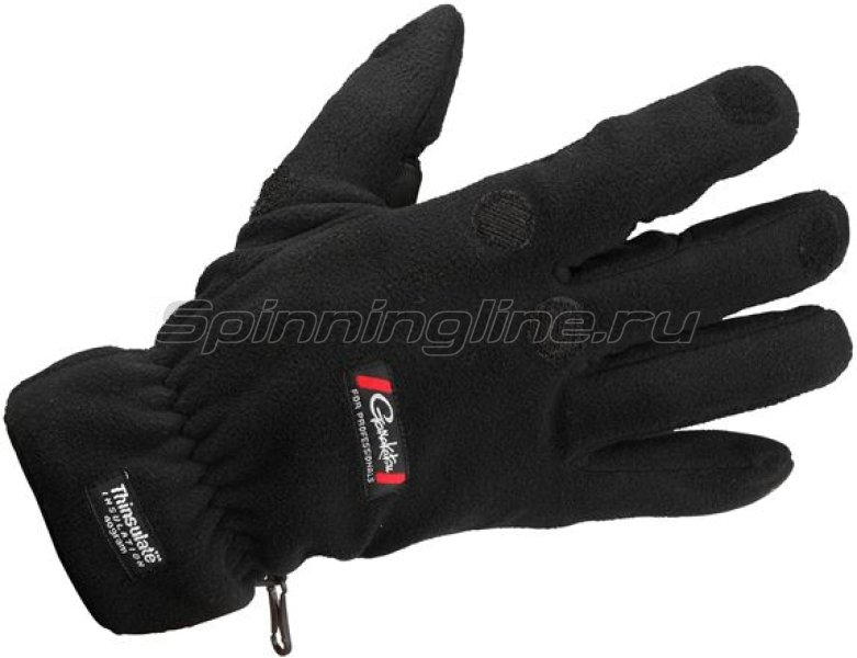 Перчатки Gamakatsu Fleece Gloves XL - фотография 1