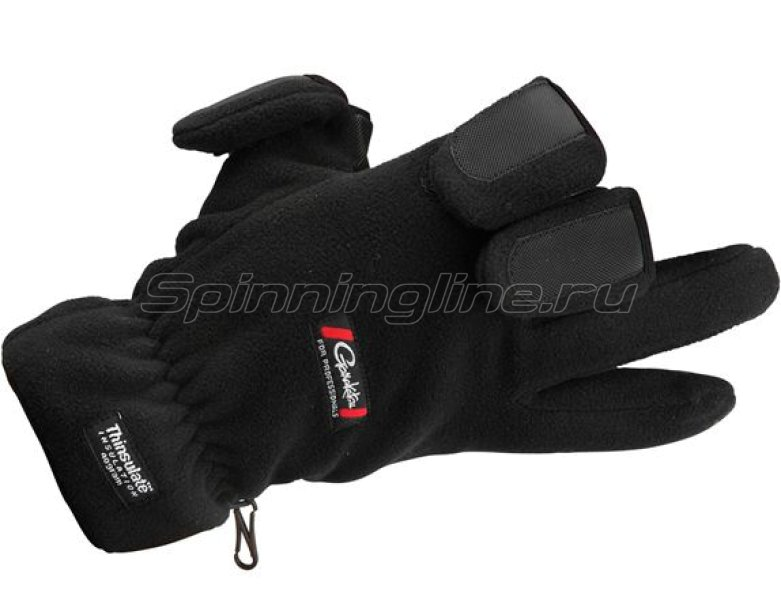 Перчатки Gamakatsu Fleece Gloves L - фотография 2