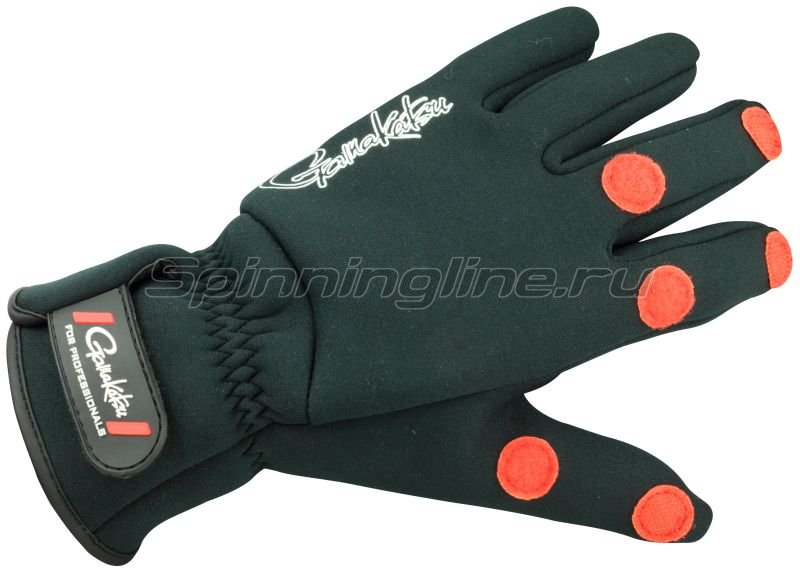 Перчатки Gamakatsu Thermal Gloves L - фотография 1