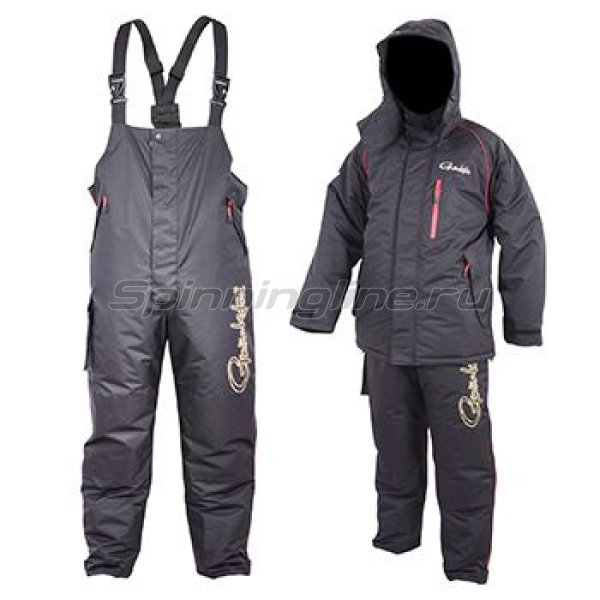 Костюм Gamakatsu Power Thermal Suits XXL Black - фотография 1