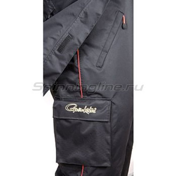 Костюм Gamakatsu Power Thermal Suits XXL Black - фотография 5