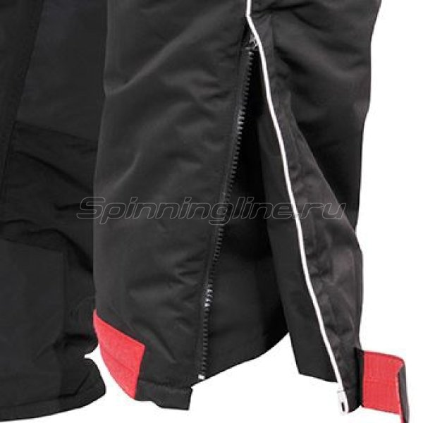 Костюм Gamakatsu Hyper Thermal Suit XXL Black - фотография 3