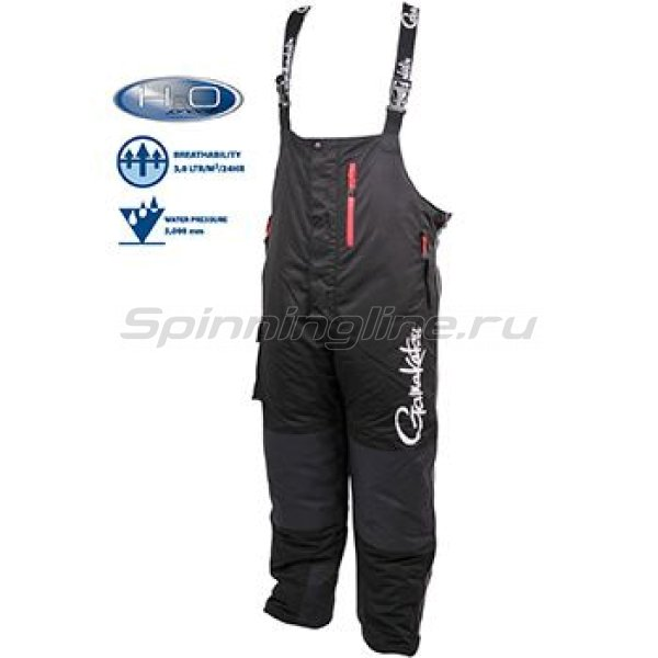 Костюм Gamakatsu Hyper Thermal Suit XXL Black - фотография 5