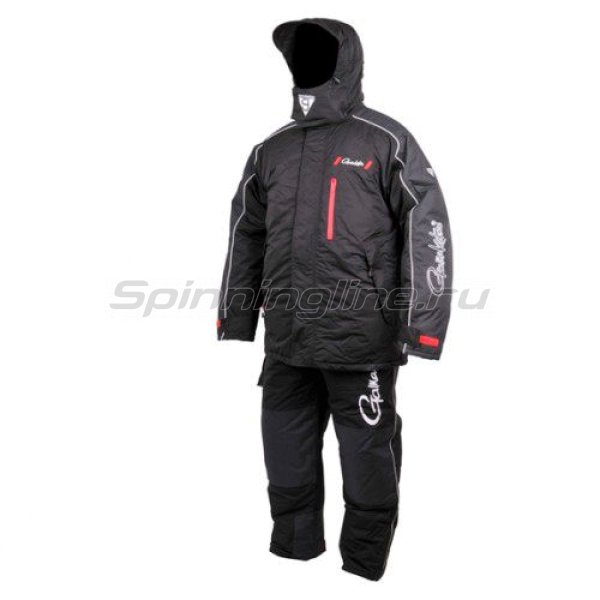 Костюм Gamakatsu Hyper Thermal Suit XL Black - фотография 1