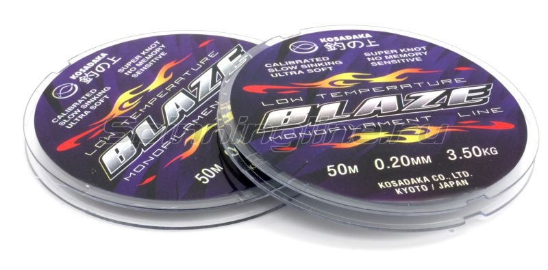 Леска Blaze 50м 0,08мм -  1