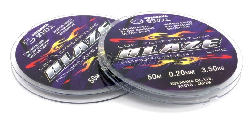 Леска Blaze 50м 0,10мм -  1