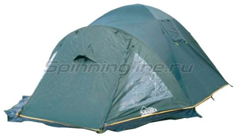 Палатка туристическая Turso 4 -  1