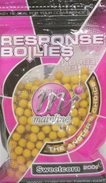 Бойлы Response Range Shelf Life 10мм 200гр Sweetcorn -  1