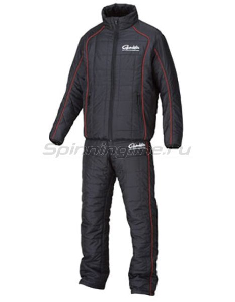 Костюм Gamakatsu Allweather Suit Thermolite M Black -  2