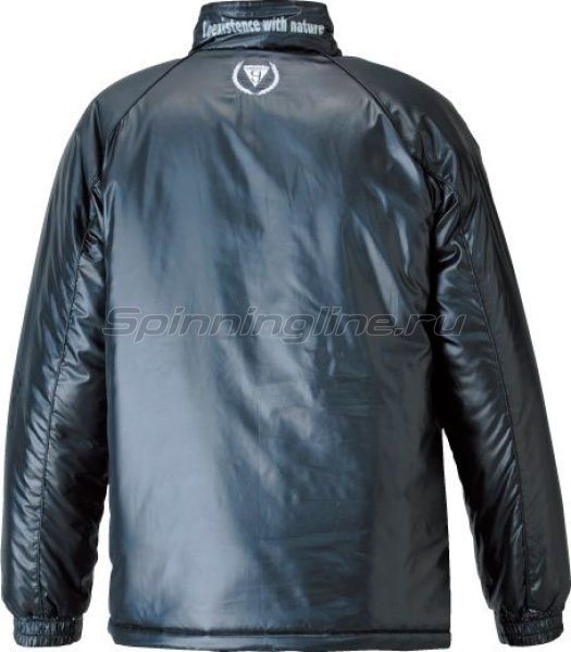 Куртка Gamakatsu Thermolite Jacket L Black - фотография 2