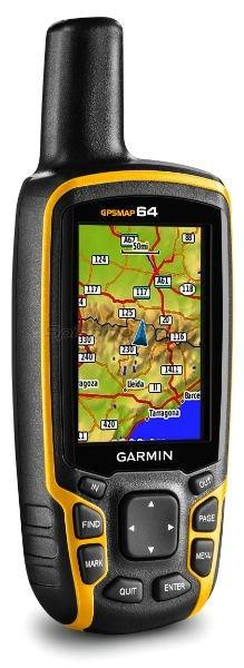 Garmin - GPSMAP 64 Russia - фотография 1