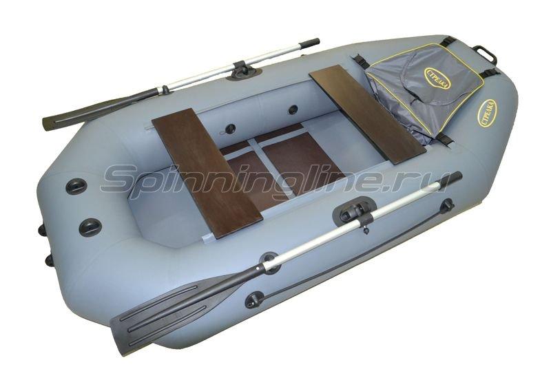 Лодка ПВХ Стрелка 250 ликтрос рундук -  2