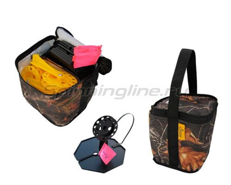 Жерлица в сумке Тонар (упак. 10шт) - фотография 1