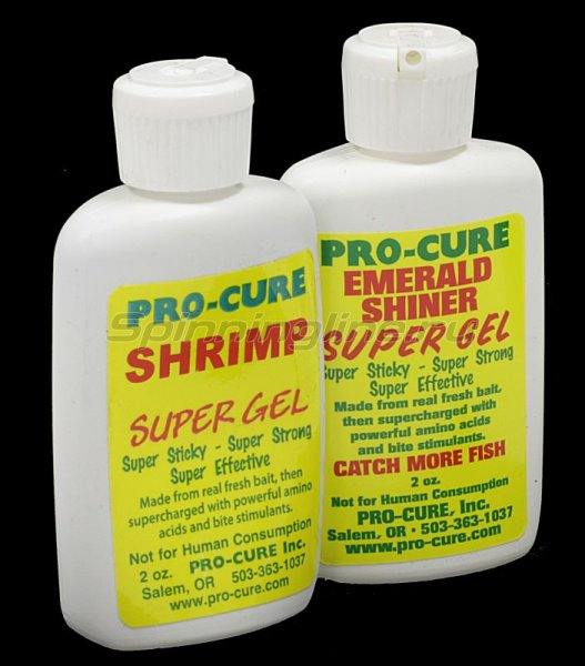 Pro-cure - Аттрактант Super Gel Crappie Panfish (крапи, панфиш) - фотография 1
