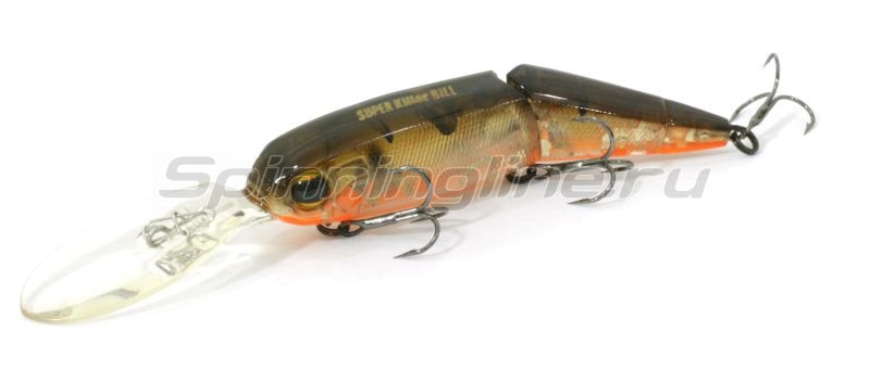 Imakatsu - Воблер Crankin Super Killer Bill Minnow 77SP 82 - фотография 1