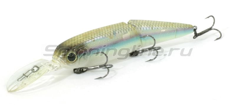 Imakatsu - Воблер Crankin Wind Killer Bill Minnow 201 - фотография 1