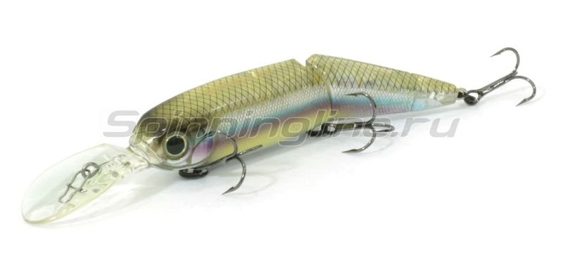 Imakatsu - Воблер Crankin Wind Killer Bill Minnow 206 - фотография 1