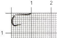 Крючок Gamakatsu LS-3614F №10