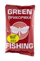 Прикормка Greenfishing Белая рыба Мотыль 800 гр.