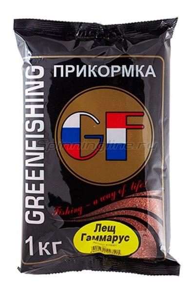 Greenfishing - Прикормка GF Лещ Гаммарус 1кг. - фотография 1