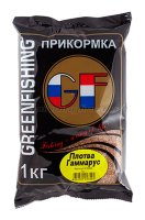 Прикормка GF Плотва Гаммарус 1кг.