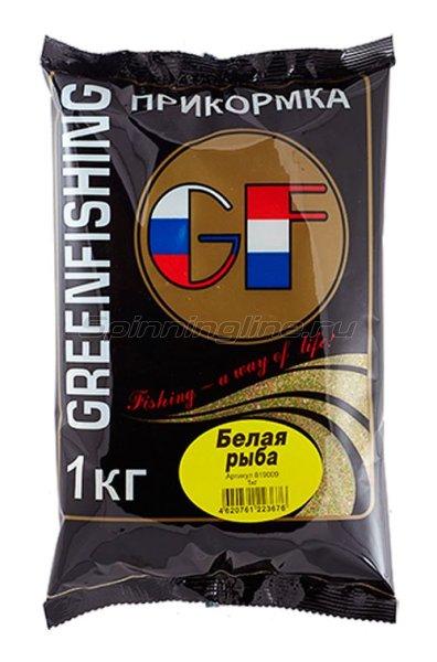 Greenfishing - Прикормка GF Белая рыба 1кг. - фотография 1