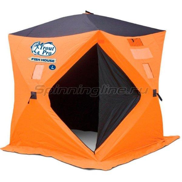 Палатка зимняя Trout Pro Fish House XL - фотография 1