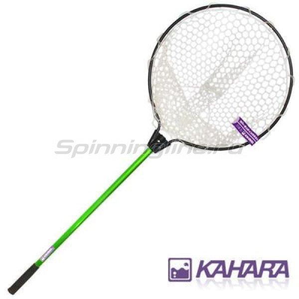 Подсачек Kahara Rubber Landing Net Melon - фотография 1