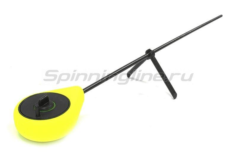Salmo - Удочка-балалайка Sport желтый - фотография 1