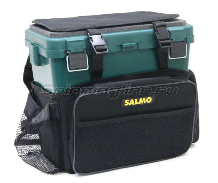 Salmo - Сумка-рюкзак для зимнего ящика 2075 - фотография 1