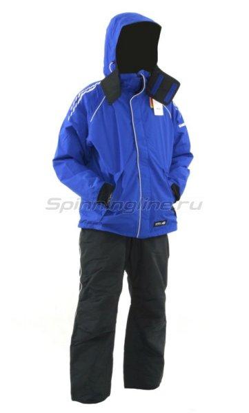 Костюм Shimano DryShield RB055JBL/LL синий -  1