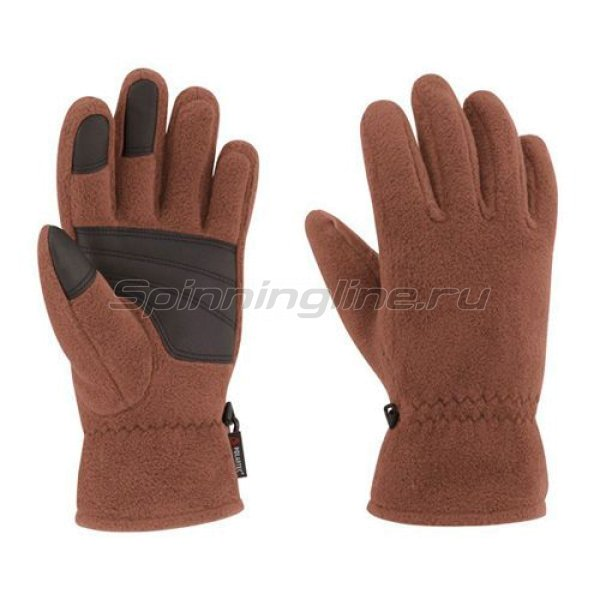Перчатки Polar Glove V3 коричневый хаки M -  1