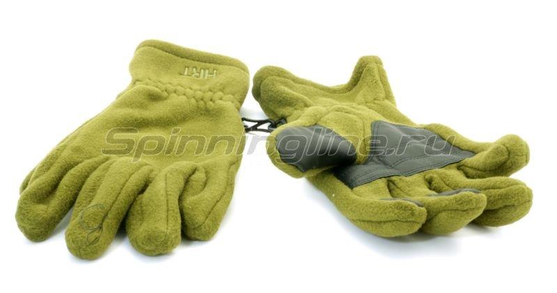 Перчатки Polar Glove V3 оливковый хаки L -  1