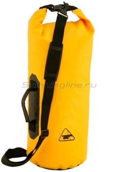 Bask - Гермомешок WP Bag 40 V2 желтый - фотография 1