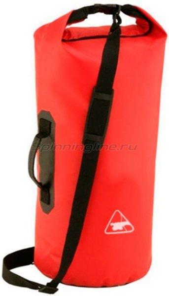 Bask - Гермомешок WP Bag 40 V2 красный - фотография 1