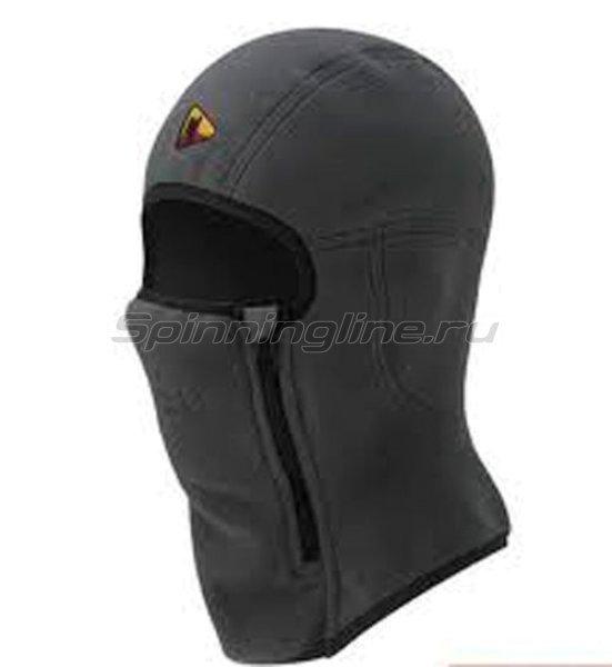 Шапка-маска Bask Cascade V2 S черный/серый -  1