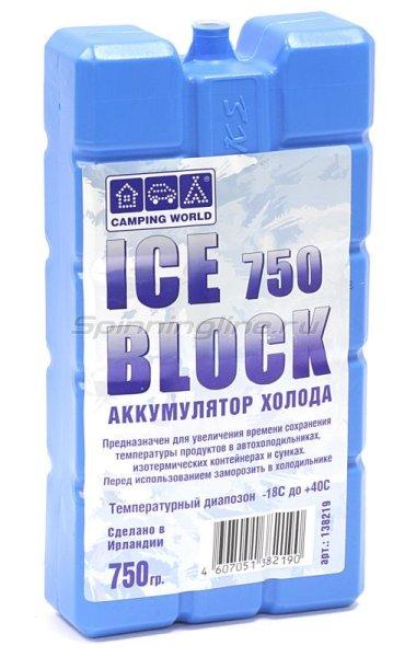 Camping World - Аккумулятор холода Iceblock 400 - фотография 1