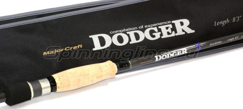 Major Craft - Спиннинг Dodger 672L - фотография 4