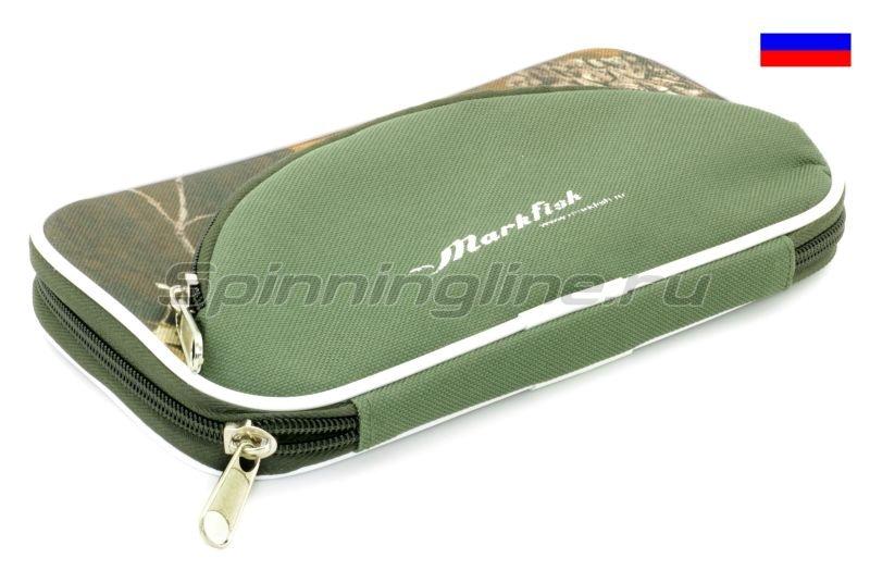 Чехол Markfish для блесен P3500 с карманом для поводков -  1
