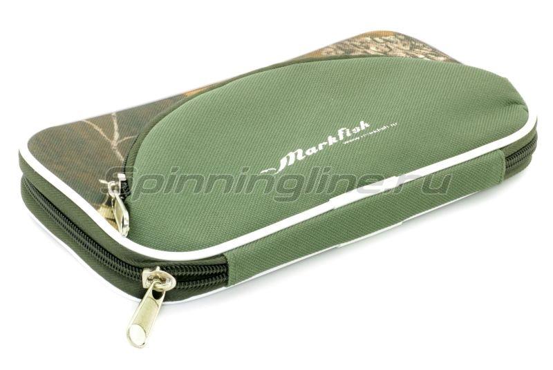 Чехол Markfish для блесен P3500 с карманом для поводков -  2