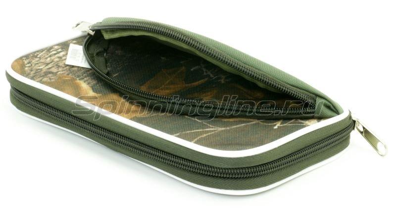 Чехол Markfish для блесен P3500 с карманом для поводков -  3