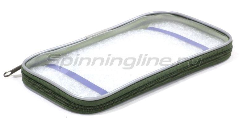 Чехол Markfish для блесен P3500 с карманом для поводков -  4