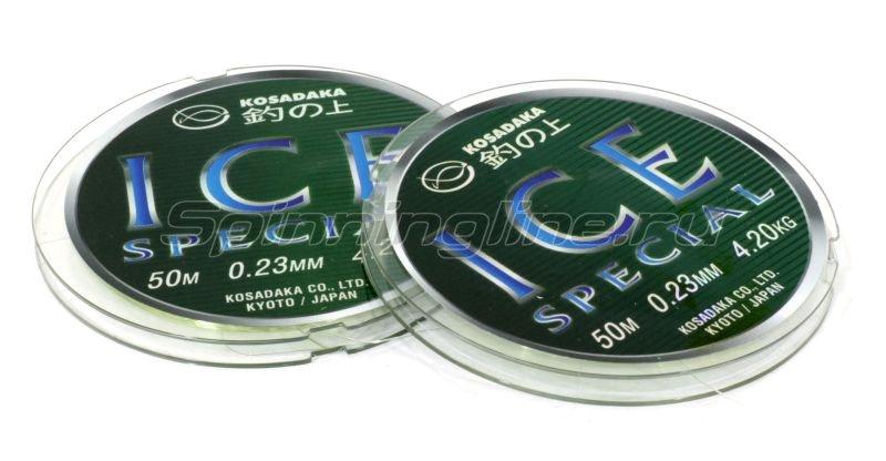 Леска Ice Special 50м 0,12мм -  1