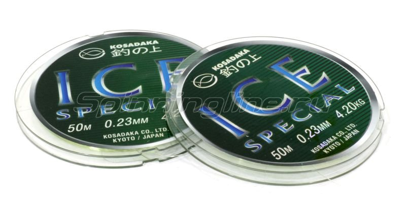 Леска Ice Special 50м 0,18мм -  1