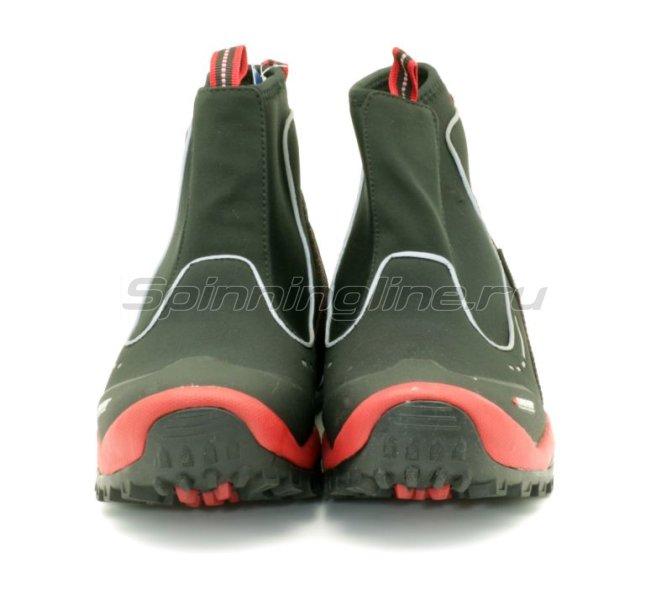 Baffin - Ботинки женские Avila Dark Red 09 - фотография 4