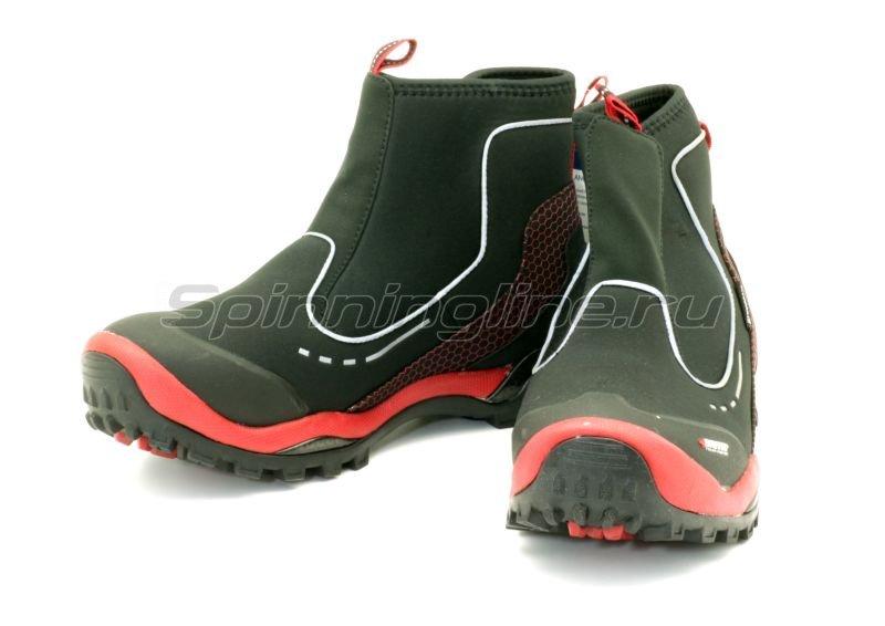 Ботинки женские Avila Dark Red 10 -  1
